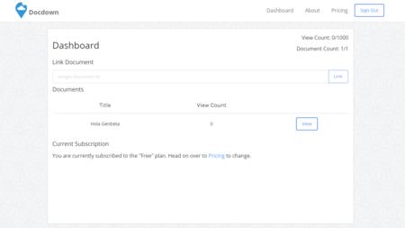 Docdown te permite insertar y editar contenido en tu web directamente con Google Docs