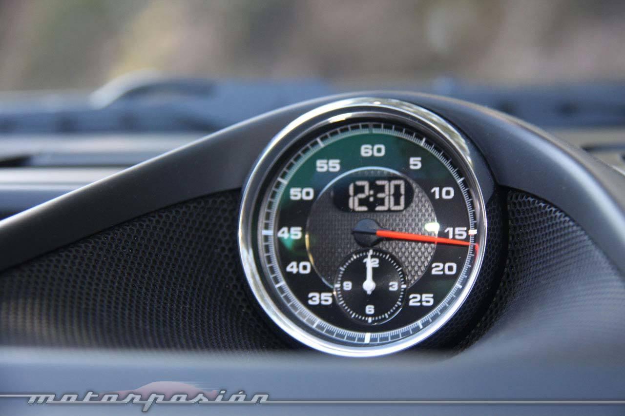 Foto de Porsche Panamera S Hybrid (prueba) (45/94)