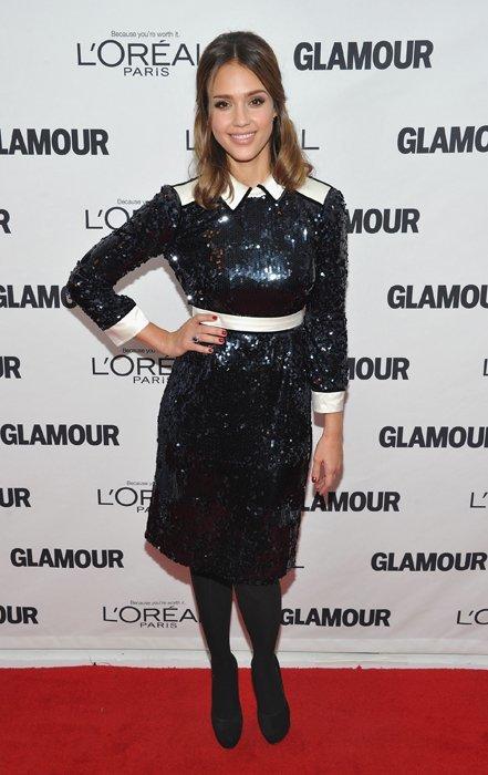 Jessica Alba vestido