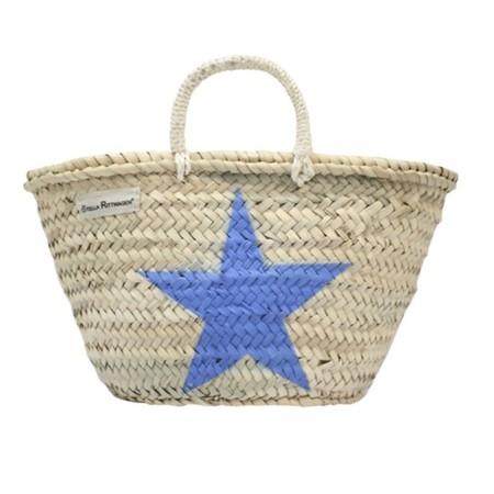 Minicesta Basica Estrella Azul 1
