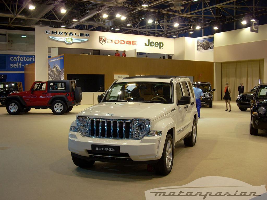 Foto de Jeep en el Salón de Madrid (1/14)