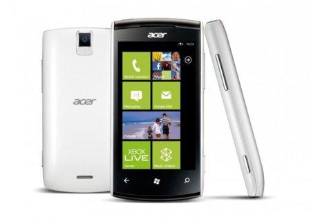 Acer Allegro, el Windows Phone para todos los bolsillos ya es oficial