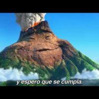 'Lava', prometedor clip del nuevo corto de Pixar