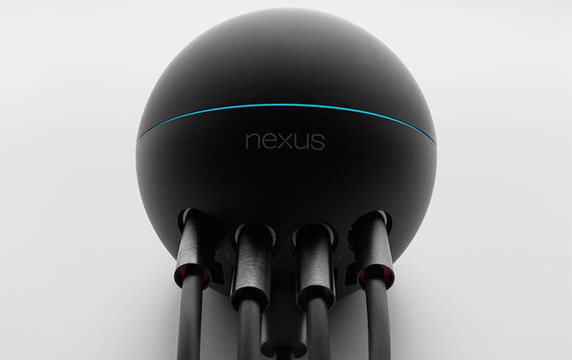 Foto de Nexus Q, de Google (4/9)