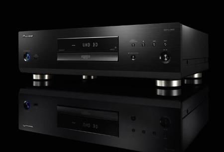 Pioneer presenta nuevo reproductor Blu-ray UHD de gama alta, el modelo UDP-LX800