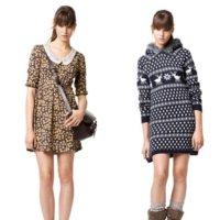 Colección Zara Trafaluc Otoño-Invierno 2010/2011. Cómo copiar los estilos it: Apres Ski, aviador o militar