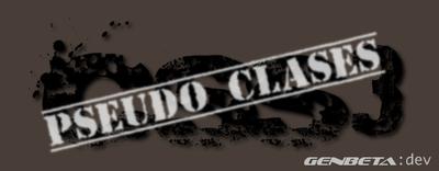 Introducción a las pseudo clases de CSS3