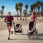 Cybex lanza su colección de cochecitos Sport, ideales para hacer deporte en familia