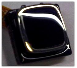 Trackpad de BlackBerry, el ejemplo a seguir