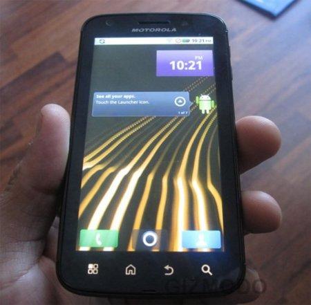Motorola Olympus, nuevas imágenes