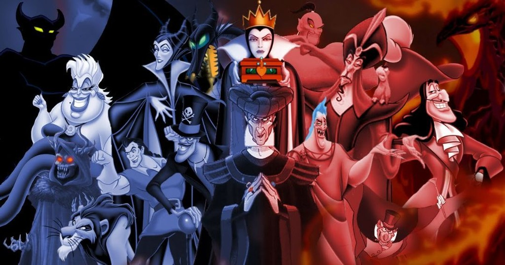 Disney prepares a series focusing on their villains animated for your streaming platform