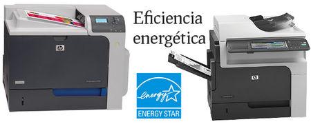 Cómo facilitan el ahorro energético las impresoras HP