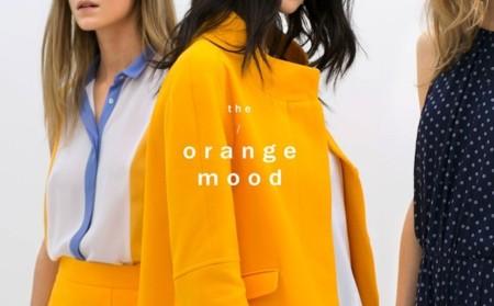 Piensa en (Zara) verde, ¿o eres más de naranja?
