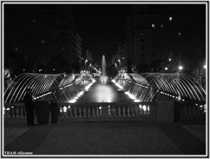 Monumento a los caídos de TRAM-Alicante