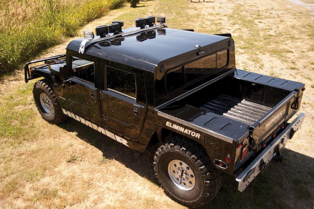 Hummer H1 2pac 6