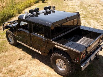 ¡Adjudicado por 206.531 dólares! El Hummer H1 de Tupac Shakur se subasta por el doble de su valor