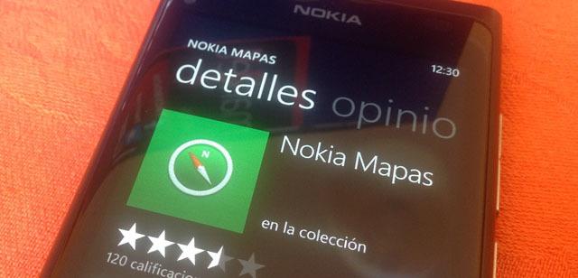 Nokia Collection Mapas