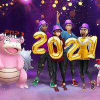 Pokémon GO: todos los Jefes de Incursión para derrotar durante el evento de Año Nuevo