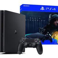 Estrenar la PS4 con lo último de Hideo Kojima, Death Stranding, te saldrá por 287,95 euros si la compras ahora, en eBay