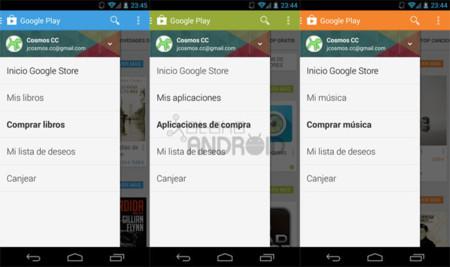 Google Play 4.4 para Android