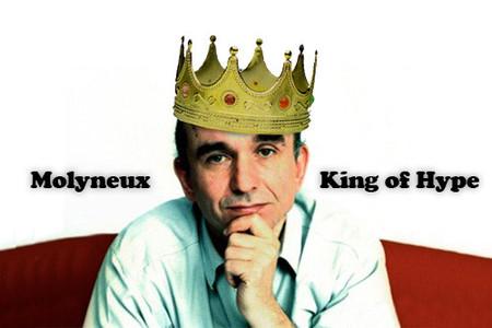 Peter Molyneux, el rey del hype vuelve a la carga