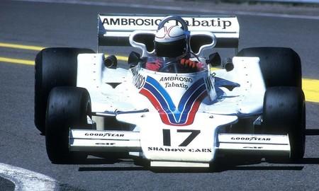 Jones Austria F1 1977