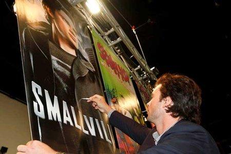 Comic-Con 2010: 'Smallville', 'Supernatural', 'Sons of Anarchy', 'Glee' y más