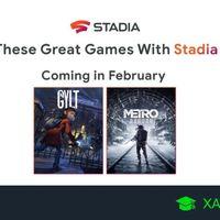 Juegos gratis de Stadia en febrero 2020 para Stadia Pro