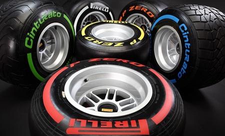Pirelli presenta sus compuestos para la temporada 2013