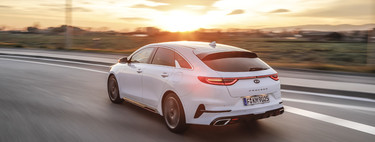 Probamos el Kia ProCeed 2019: interesante diseño y practicidad de familiar para el 'Shooting Brake' de Kia