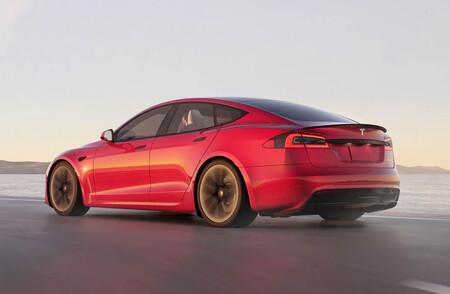 Model S 2021 Tesla Plaid+