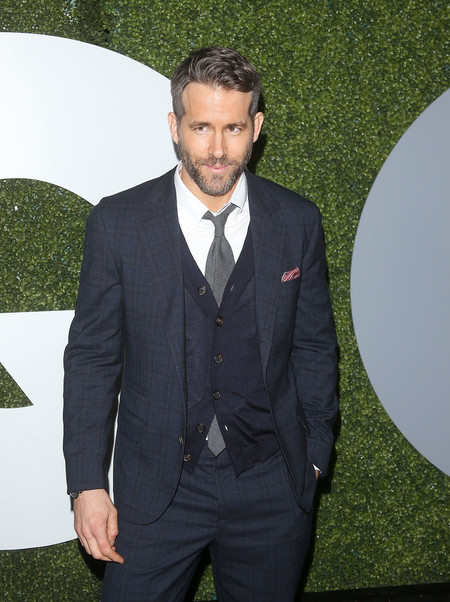 Tendencia Layered Gq Men Of The Year Awards Cardigan Traje 02