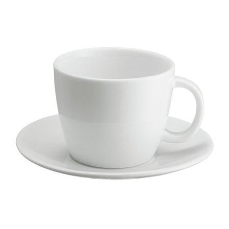 Taza blanca de Bodum