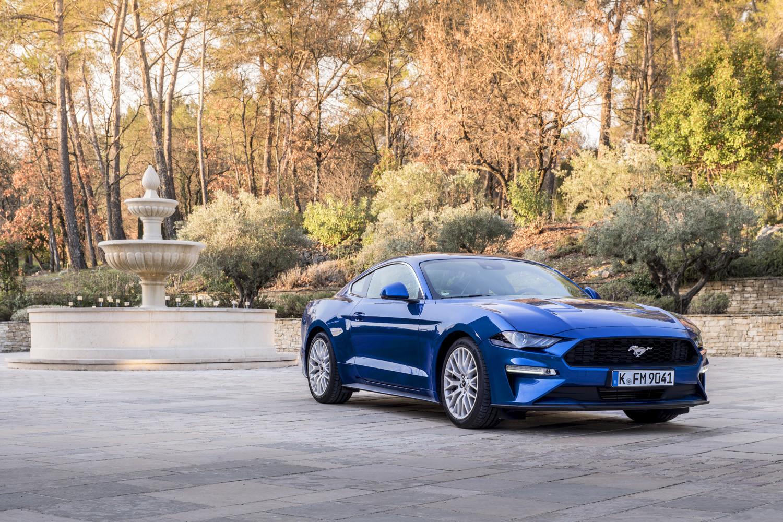Foto de Ford Mustang 2018, toma de contacto (7/159)