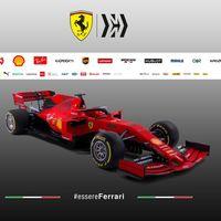 El SF90, el coche con el que Ferrari quiere reconquistar la Fórmula 1