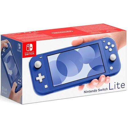 Switch Liute Azul 3