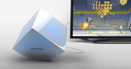 GamePop, la consola Android con modelo de suscripción que pronto verá la luz