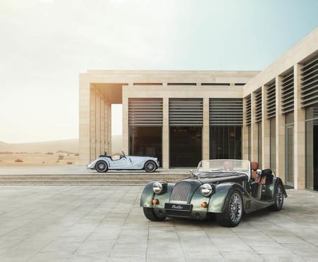 Morgan Plus Six: El estilo inglés de 1955 impulsado por un corazón alemán de última generación