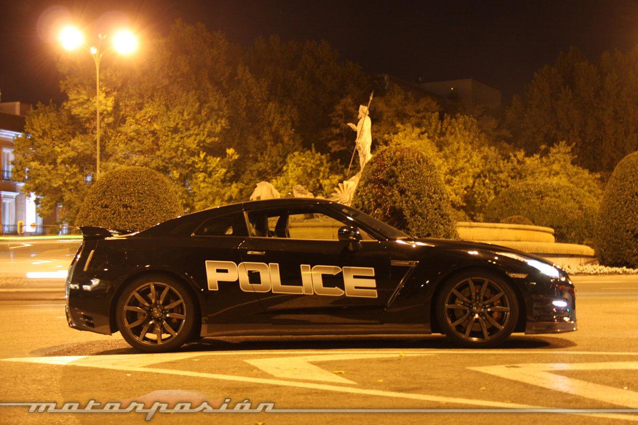 Foto de Nissan GT-R Police Edition (4/12)
