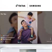 TikTok llega a los smart TV de Samsung: la app funcionará en sus teles fabricadas a partir de 2018