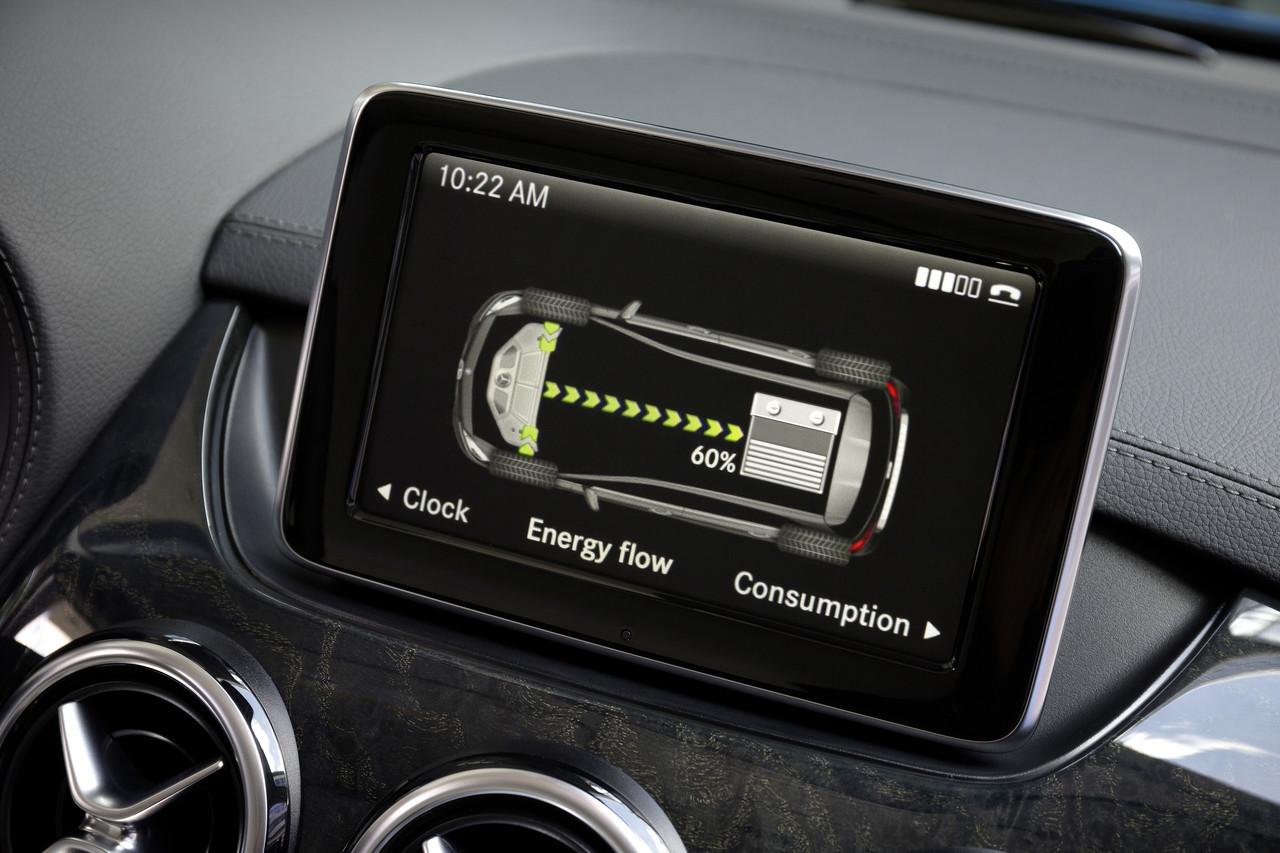 Foto de Mercedes Clase B Electric Drive (12/26)