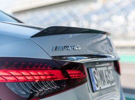 Mercedes-Benz sí agregará el sello de AMG a la familia de eléctricos EQ