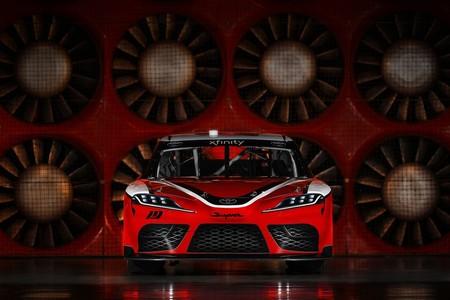 Toyota Supra Nascar 2019 6