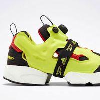 Reebok y Adidas se alían para lanzar las nuevas Instapump Fury Boost, uniendo moda y tecnología deportiva