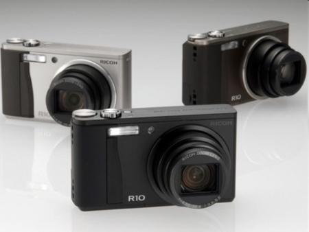 Ricoh R10, compacta con funciones adicionales