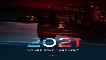 Alpine F1 2021