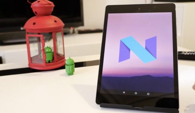 Android N Primeras Impresiones