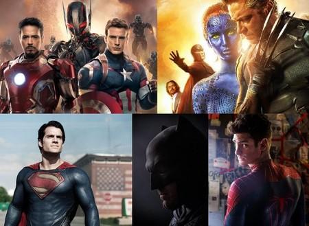 ¿Sobredosis de cine de superhéroes? Calendario de estrenos para los próximos años