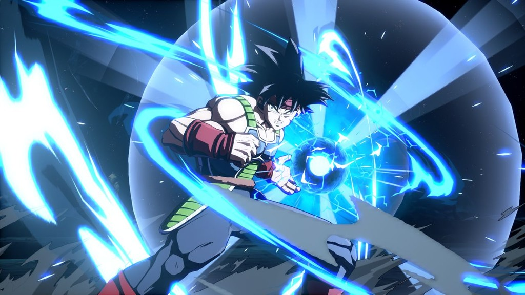 Dragon Ball Fighterz Bardock