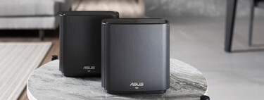 Los routers mesh Asus ZenWiFi AC CT8 están rebajadísimos en MediaMarkt: mejora la estabilidad de tu red por 285 euros